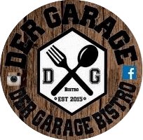 Der Garage Cafe logo