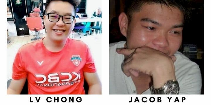Lv chong and jacob yap