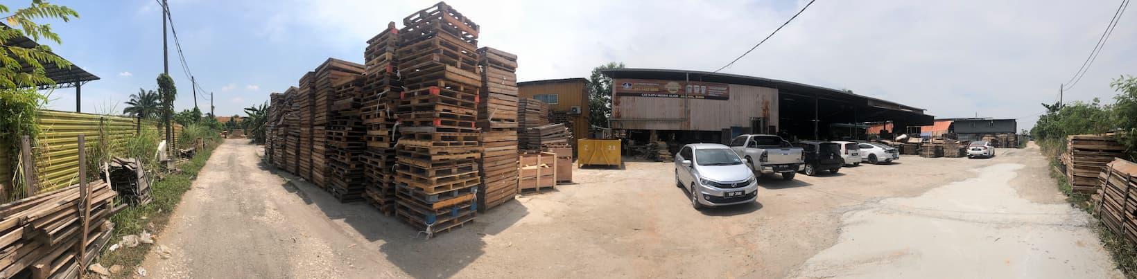 Best Wooden Pallets Supplier Malaysia